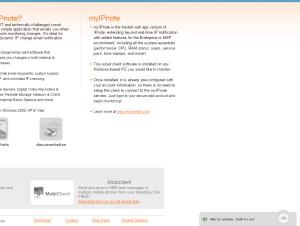 ipnote homepage